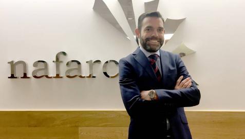 Iñigo Aguirrezábal, nuevo gerente de Nafarco