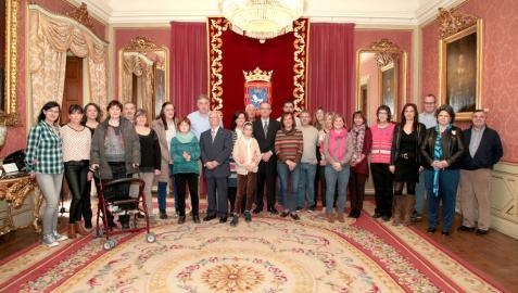 Recepción a entidades y asociaciones del campo de las enfermedades raras