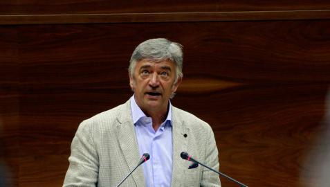 Geroa Bai proclama a Koldo Martinez como cabeza de lista al Congreso