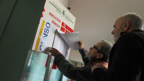 Los pamploneses podrán consultar sus datos en el censo electoral del 9 a 16 de mayo