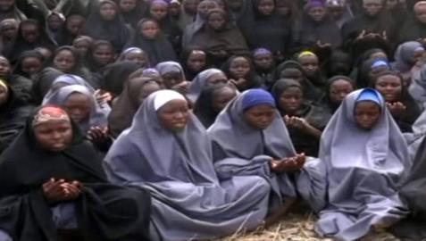 Encontrada una de las 200 niñas secuestradas por Boko Haram