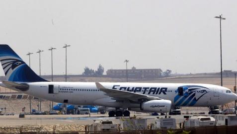 Desaparecido un avión de Egyptair con 66 personas a bordo