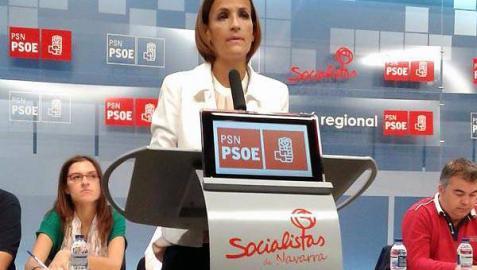 María Chivite critica la