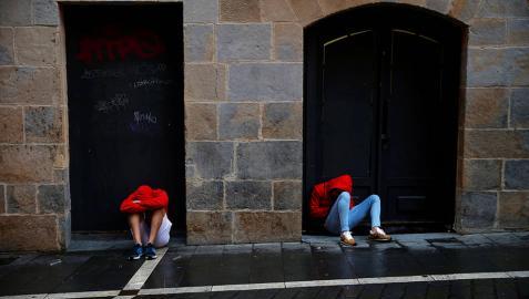 ELA critica agresiones verbales a conductores de villavesas en San Fermín