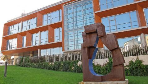 Edificio de Mancomunidad de Montejurra.