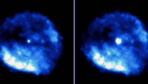 El CSIC identifica el púlsar más lento detectado hasta el momento