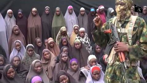 Las niñas de Chibok aparecen en un nuevo vídeo de Boko Haram