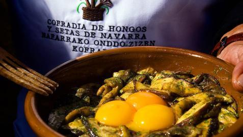 Noviembre con sabor a otoño en Navarra