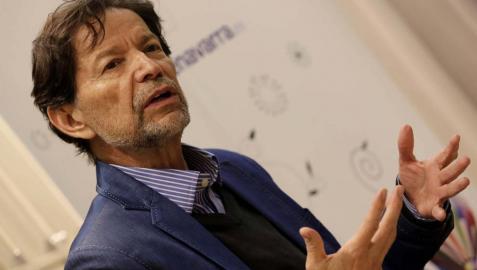 Jorge Zepeda, un novelista frente a la corrupción