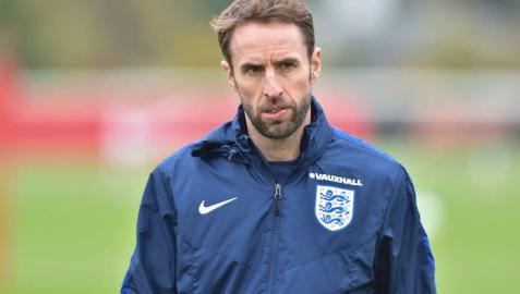 Gareth Southgate, nuevo seleccionador de Inglaterra