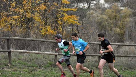 Este domingo se ha celebrado la primera edición de la carrera Errripagaina Urban Trail.