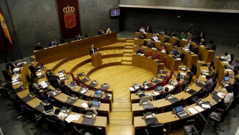 El Parlamento de Navarra reitera su rechazo a la LOMCE