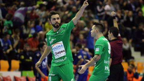 Usín (Xota) y García (Ribera Navarra) convocados con la Selección
