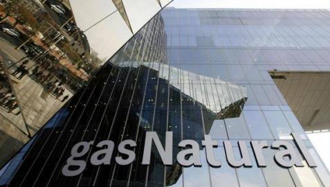 La sede de Gas Natural.
