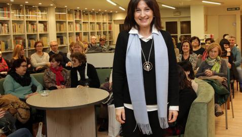 Paloma Sánchez-Garnica declara su fascinación por la escritura