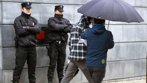 La Audiencia de Navarra considera que la agresión de Alsasua no es terrorismo