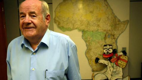Fallece Miguel Ángel Argal, presidente de honor de Medicus Mundi Navarra