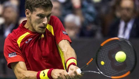 Djokovic y Troicki ponen a España al borde del adiós