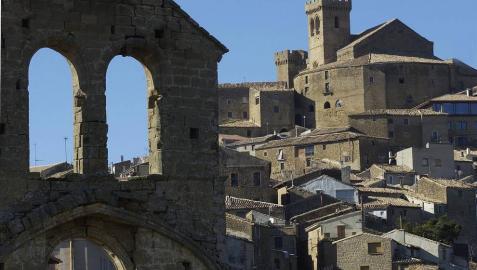 Viaje en el tiempo en la villa medieval de Ujué