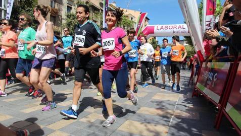 Imágenes de la XXXVII Vuelta a la Mejana