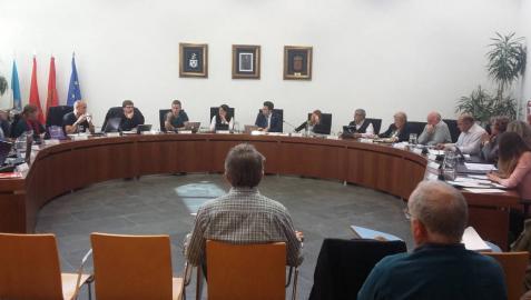 El euskera será obligatorio en 31 puestos de funcionarios de Zizur Mayor