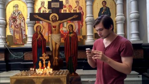 Piden 3,5 años de cárcel para el bloguero ruso que jugó a Pokémon Go en una iglesia