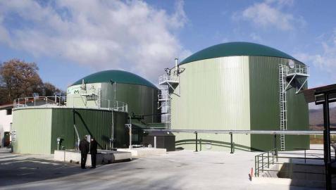 Comptos envía al fiscal la auditoría de la planta de biogás de Ultzama
