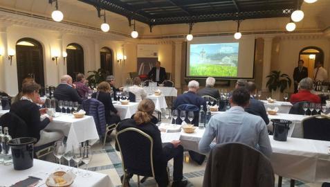 Alemania se consolida como el principal mercado para los vinos de la D.O. Navarra
