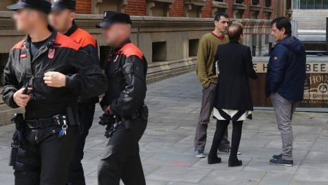 El Gobierno busca ahora aparcar la Ley de Policías en el Parlamento