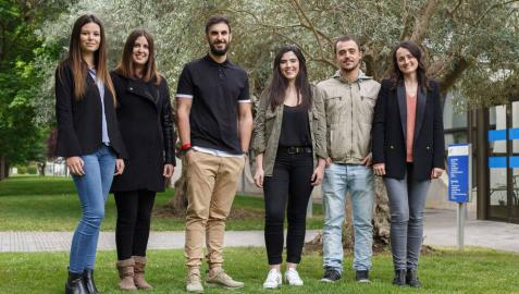 Estudiantes de la UPNA, finalistas de los Premios Ecotrophelia de alimentos innovadores