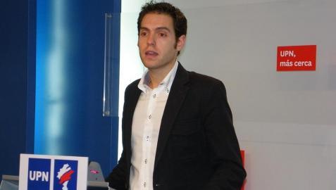 Sergio Sayas, elegido nuevo secretario de Organización de UPN