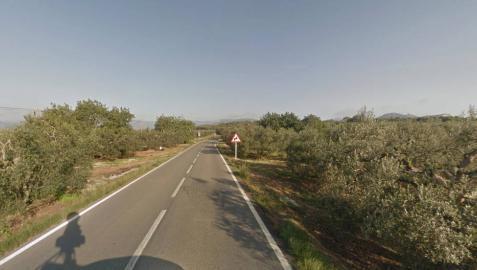 Una conductora ebria arrolla a seis ciclistas en Riudoms (Tarragona)