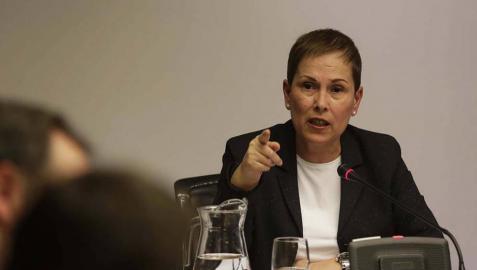 El Congreso entregará los datos de los viajes de Uxue Barkos
