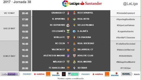 El Sevilla-Osasuna pasa a jugarse el próximo sábado a las 21 horas