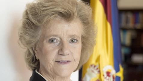 La Defensora del Pueblo de España, Soledad Becerril.