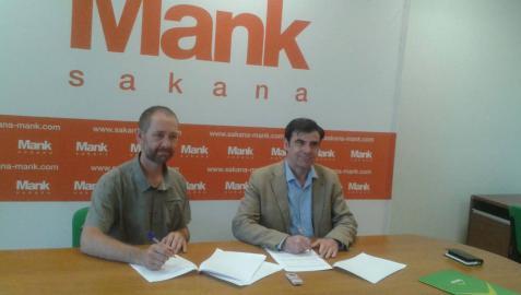 ANEL y la Agencia de Desarrollo de Sakana potenciarán empresas de Economía Social en la zona