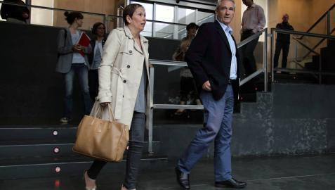 Barkos defiende que Comptos les fiscaliza, no el Tribunal de Cuentas