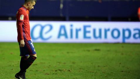 Una cláusula anti Athletic retrasa la salida de Berenguer al Nápoles