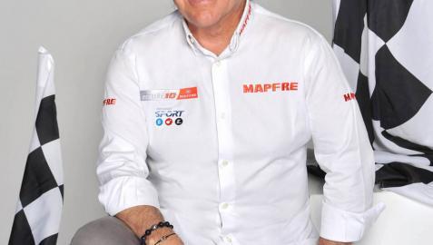 Ángel Nieto, herido grave tras sufrir un accidente de quad en Ibiza