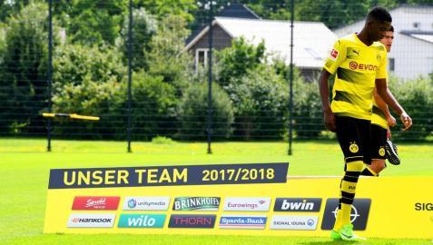 Dembélé, sancionado por faltar a un entrenamiento