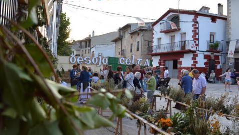 Desojo: capital 'folk' durante un fin de semana en el festival celta