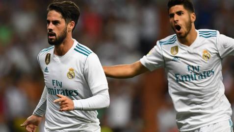Isco pone fin a la inestabilidad del Real Madrid en casa