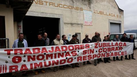 Construcciones Zubillaga presenta un ERE de extinción