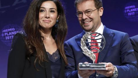 Javier Sierra gana el Premio Planeta