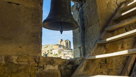 El patrimonio de Gallipienzo se alza con el premio de la votación popular