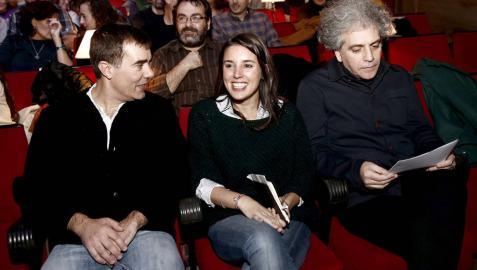 Irene Montero, en Pamplona: