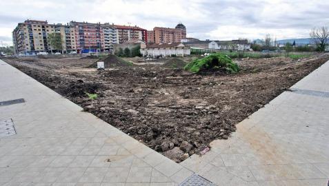 Los tribunales anulan el Plan del centro comercial al sur de Azpilagaña