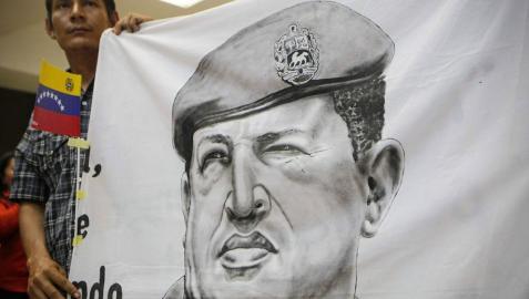 Homenajes en recuerdo de Hugo Chávez a los dos años de su muerte