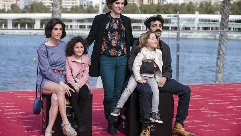 'Verano 1993' gana la Biznaga de Oro a la mejor película española en Málaga(Avance