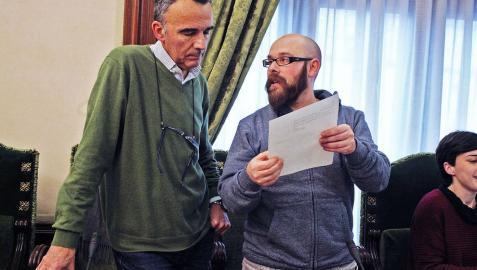 UPN y PSN piden que Aranzadi deje de llevar Participación Ciudadana